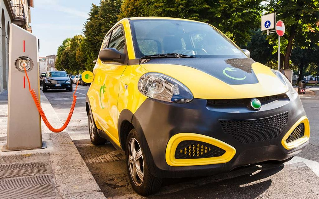 Sozietät Schäfer & Partner - Elektroauto